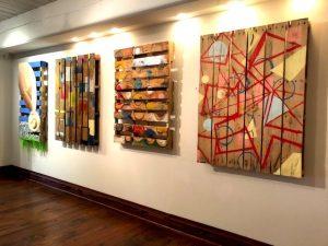 Besharat Gallery 1 Atlanta USA: August- November 2018