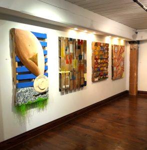 Besharat Gallery 2 Atlanta USA: August-November 2018
