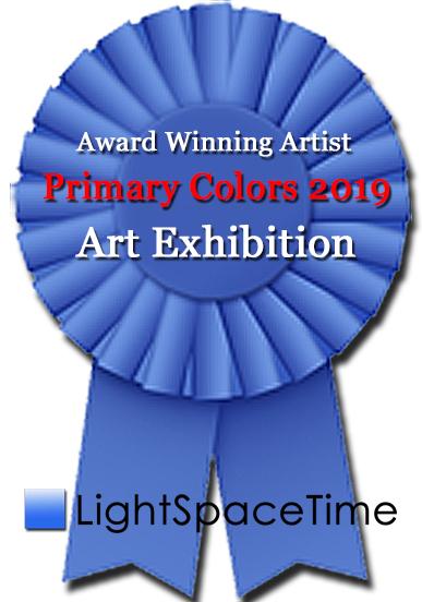 Prmary Colors 2019 - Award Ribbon