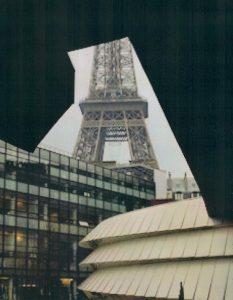 Paris Digital unmanipulated photo
