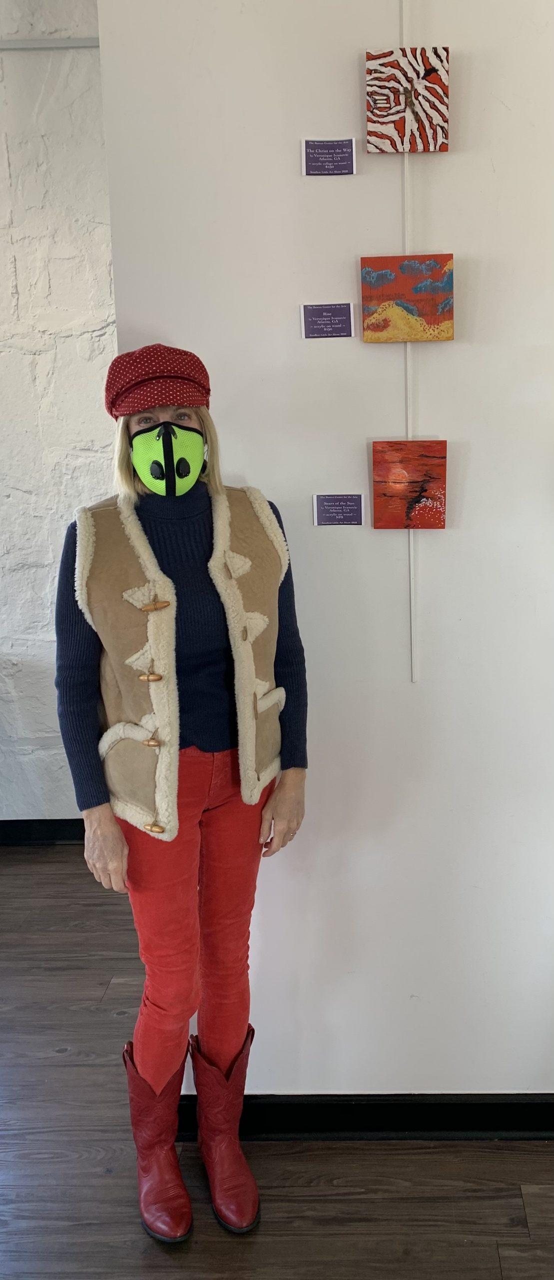ART POP GALLERY DISPLAY 2021 SUR GOOGLE ARTS & CULTURE