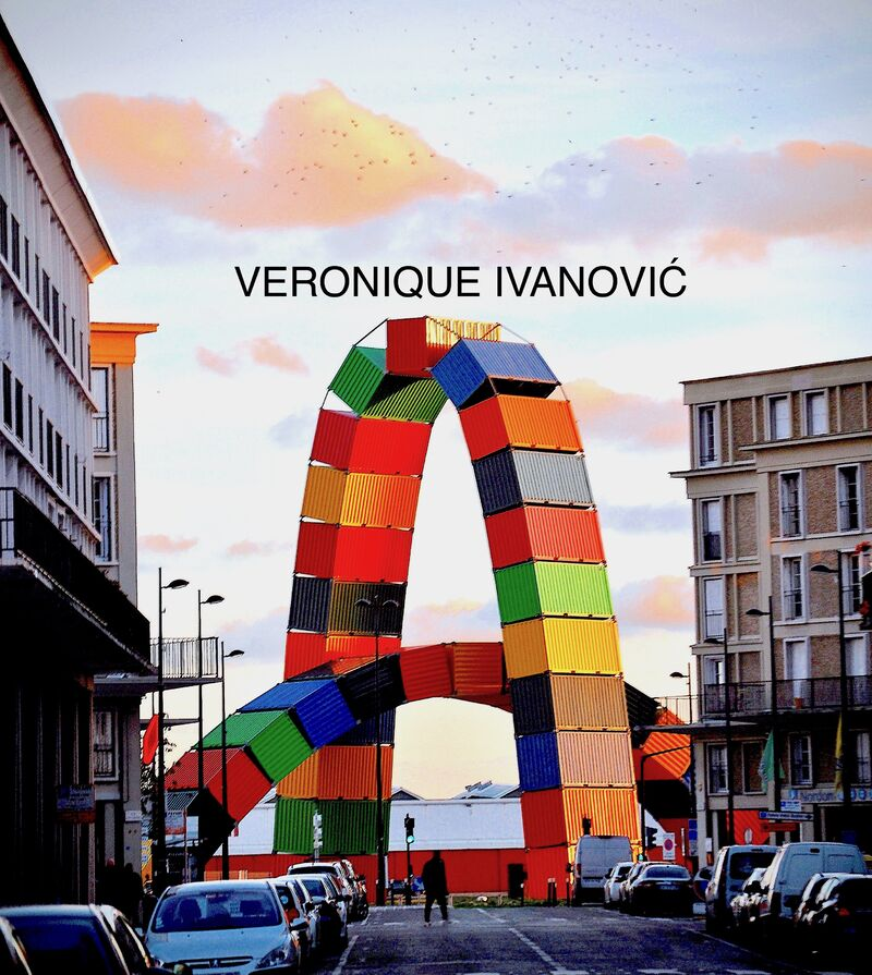ON MY URBAN WALK IN LH : A RAINBOW - Véronique Ivanović