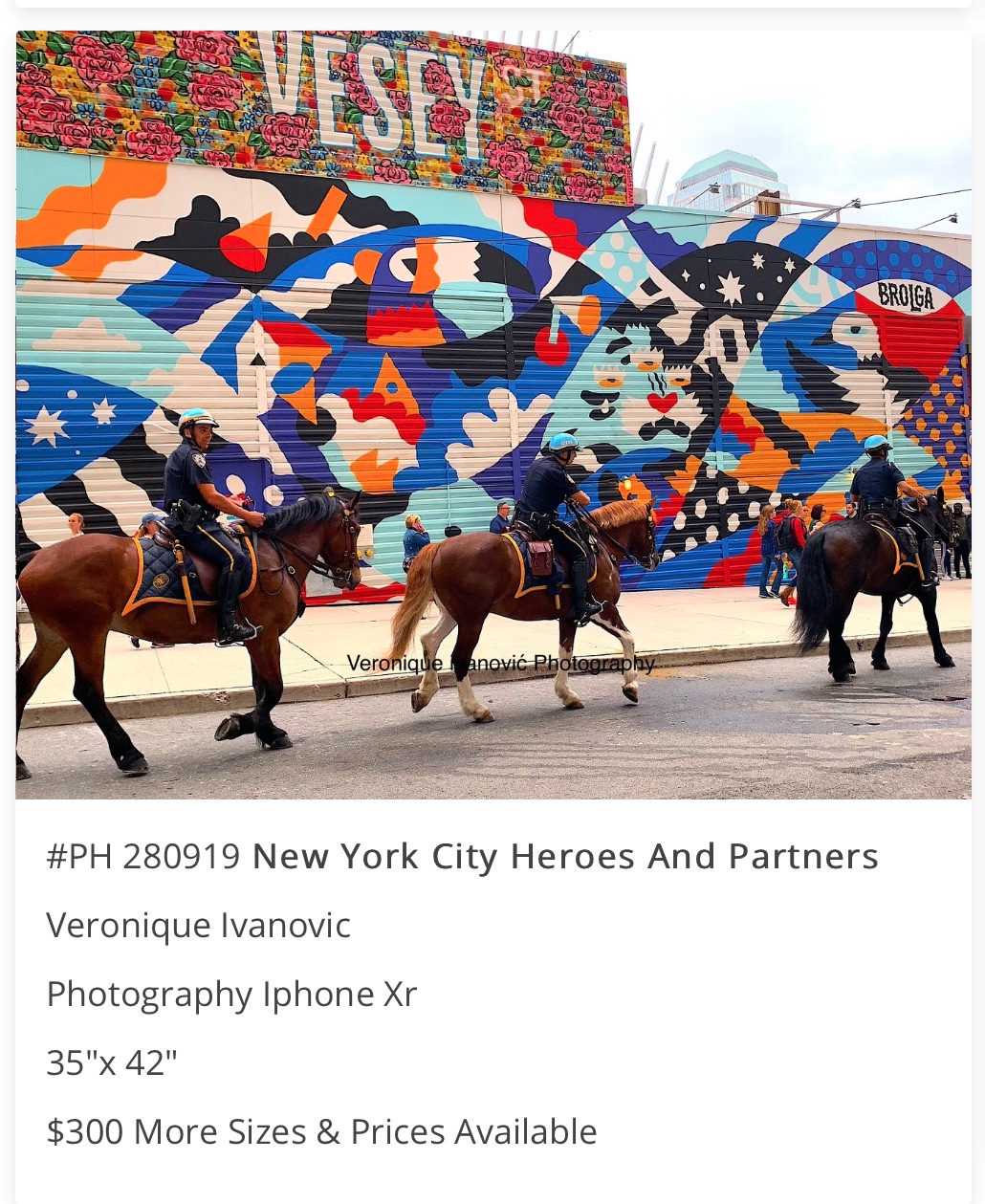 FLAGLER COUNTY ART SHOW/NEW YORK CITY HEROES AND PARTNERS