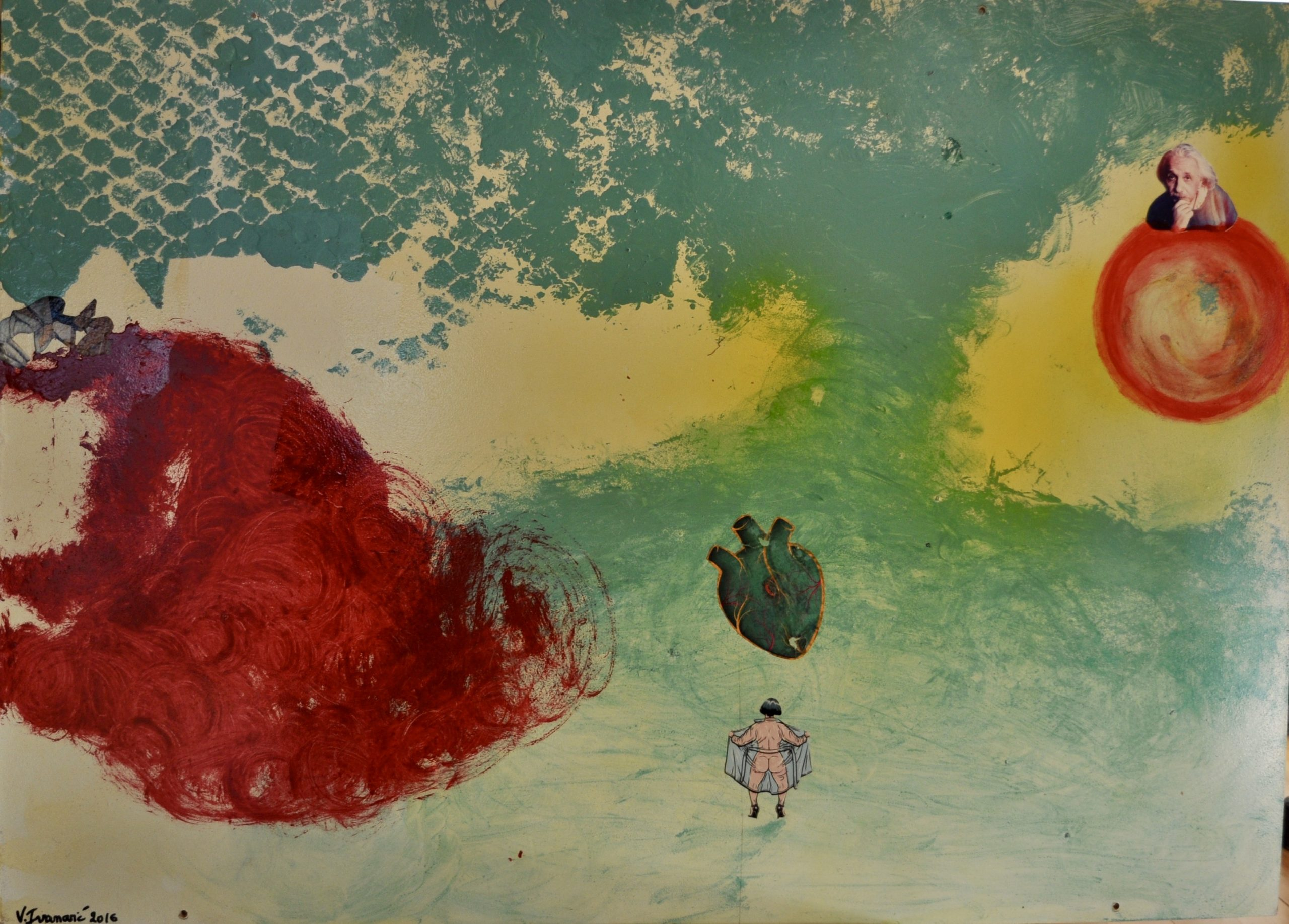 ART BASEL MIAMI BEACH/WHY DON'T YOU SHOW ME LOVE