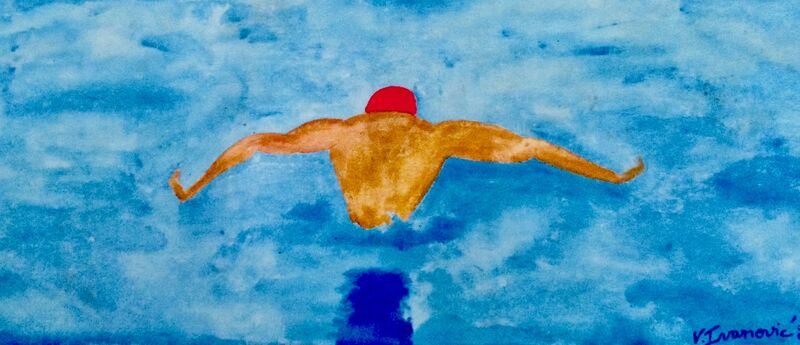 Swimmer CNH